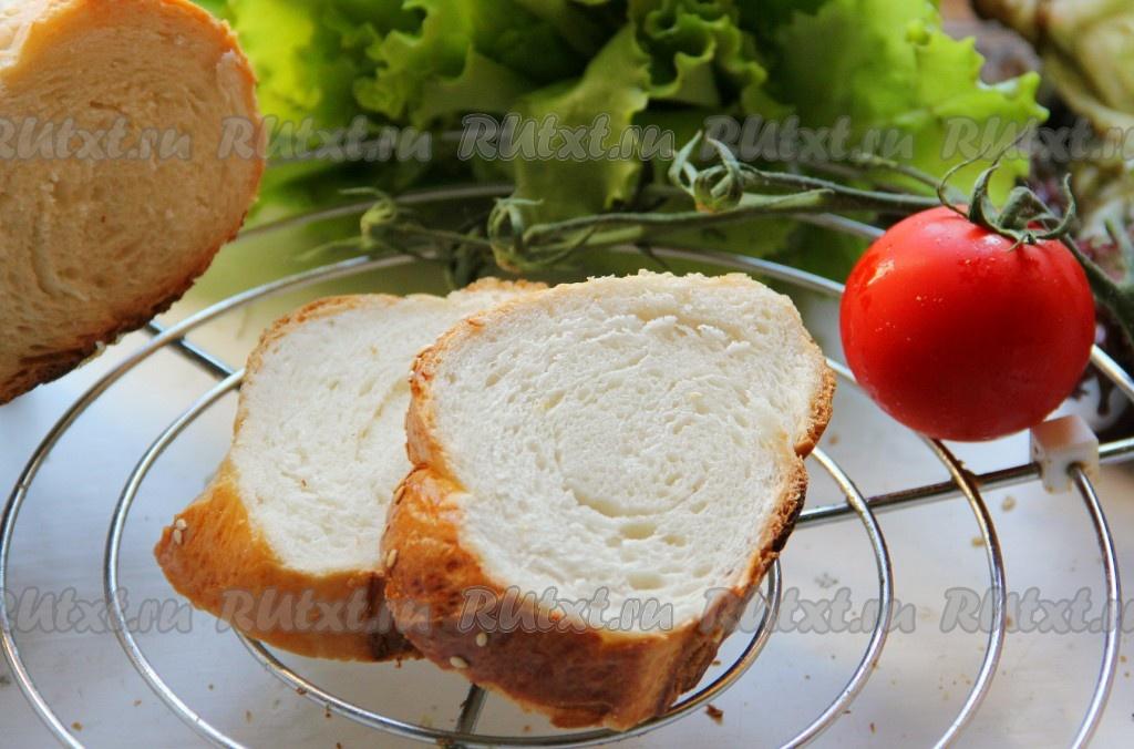 Рецепт французского багета в домашних условиях с фото 79