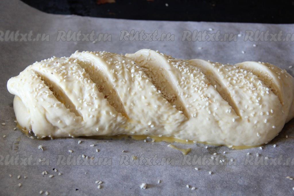 Как в домашних условиях приготовить багет в 196