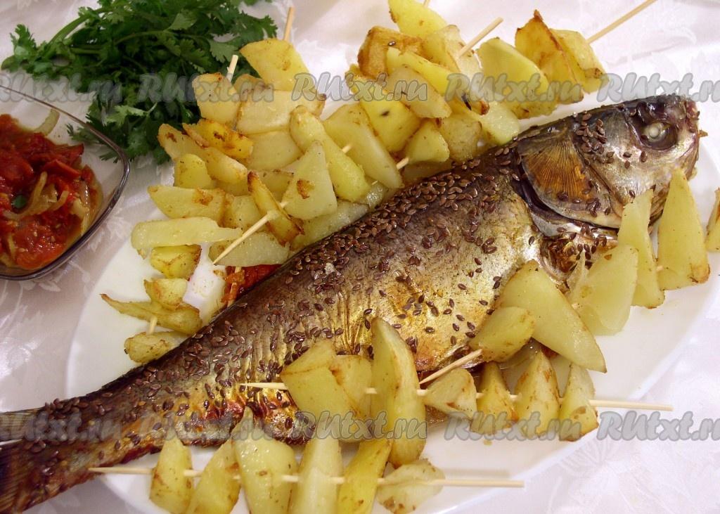 Что можно приготовить к рыбе скумбрии