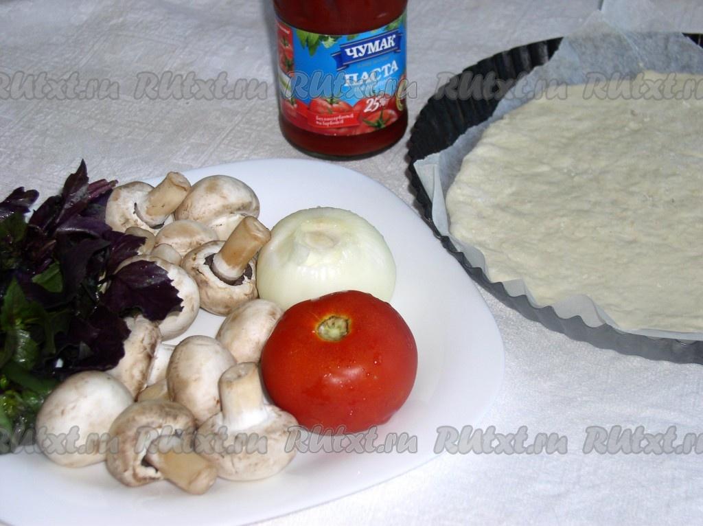 поваренок рецепты пицца
