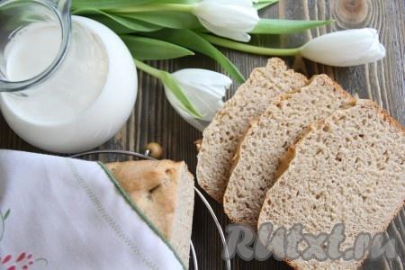 Рецепты Ржаного Хлеба Для Хлебопечек