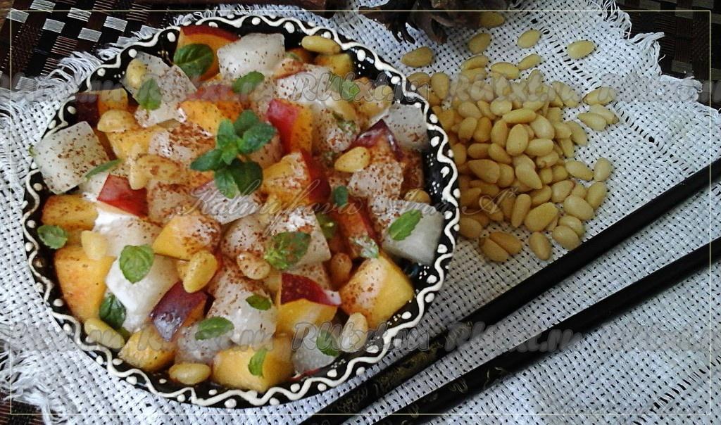 Блюдо из корня сельдерея рецепт