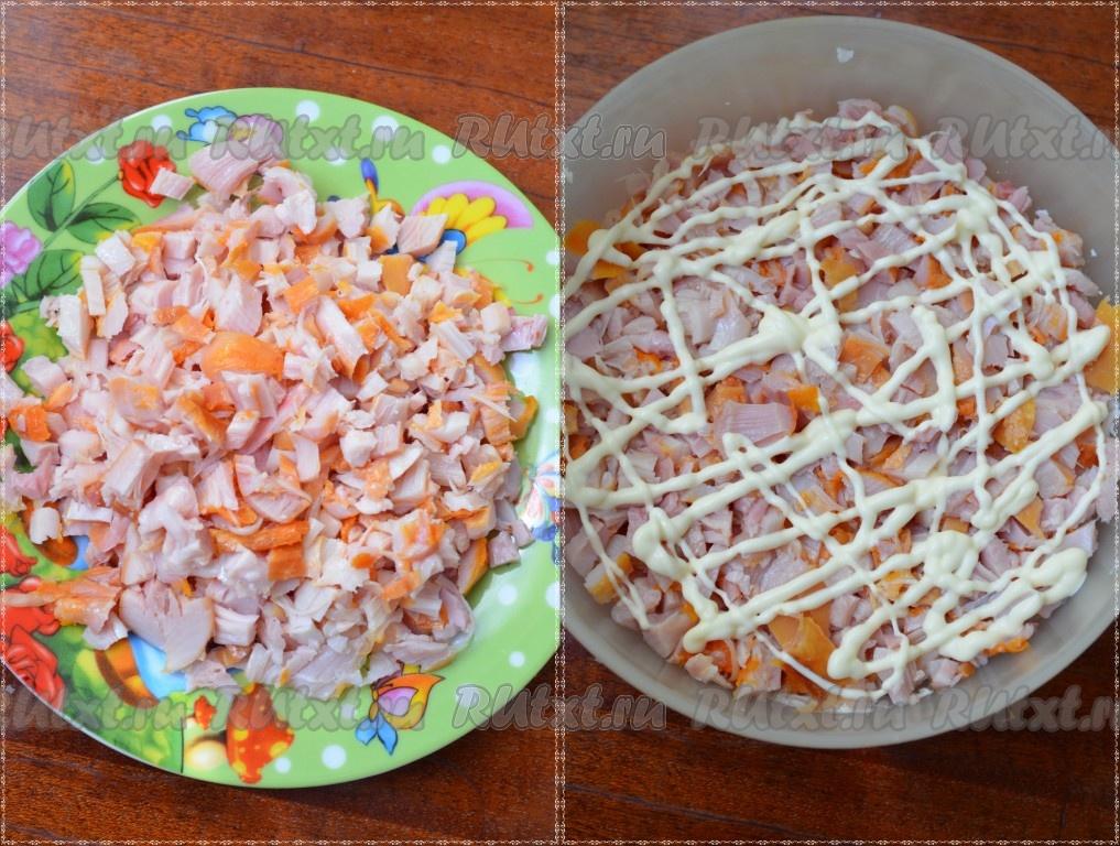 Рецепт: Морковь по-корейски 44
