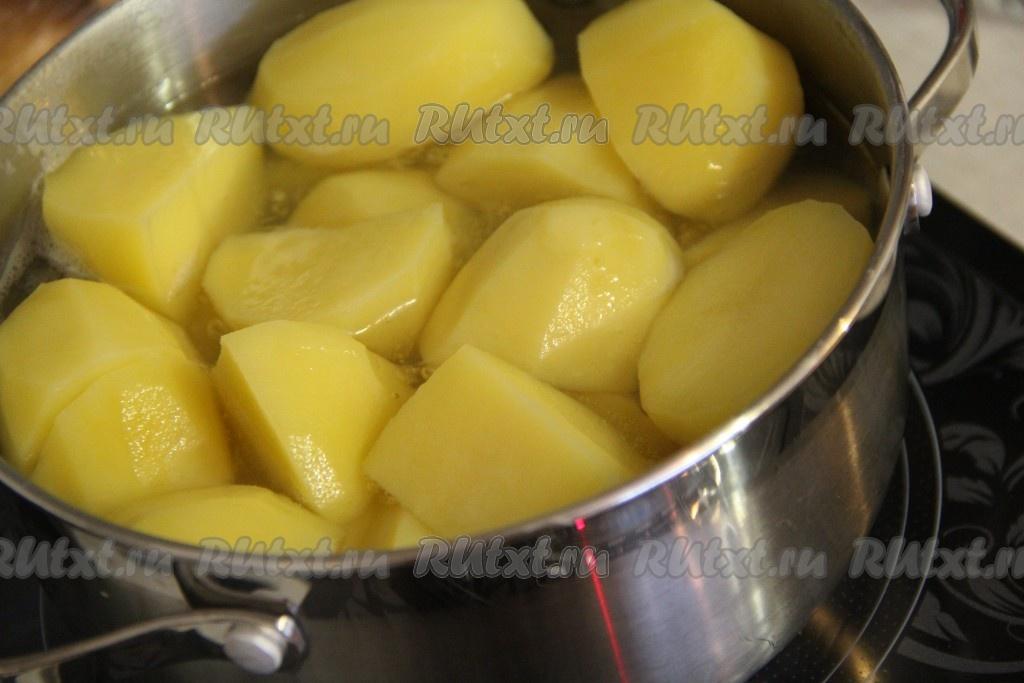 Блюда из отварной свинины рецепт с фото