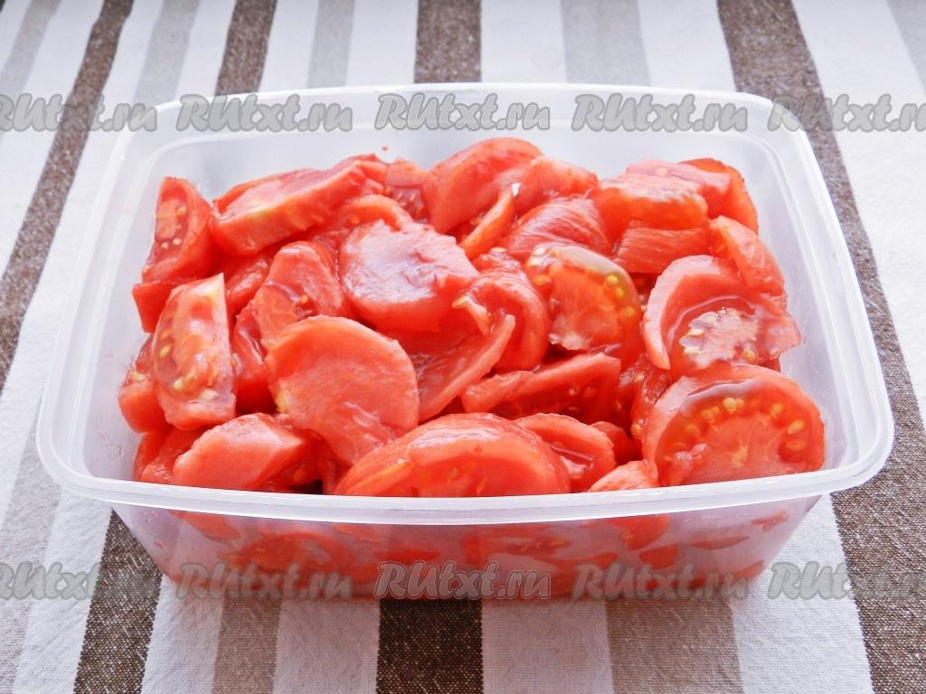 Замороженные помидоры в домашних условиях 367