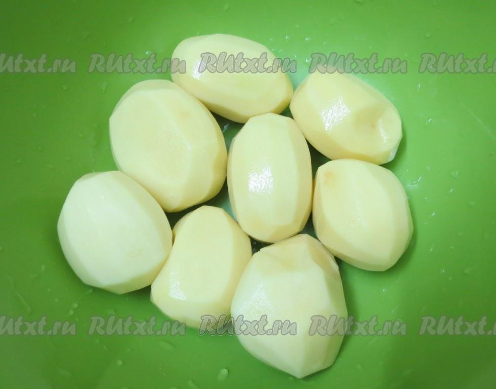 Сырно картофельные шарики рецепт с фото пошагово