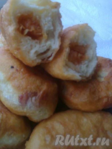 Надеюсь, вам понравится рецепт этих вкусных, воздушных пирожков, а вкус их приятно удивит!