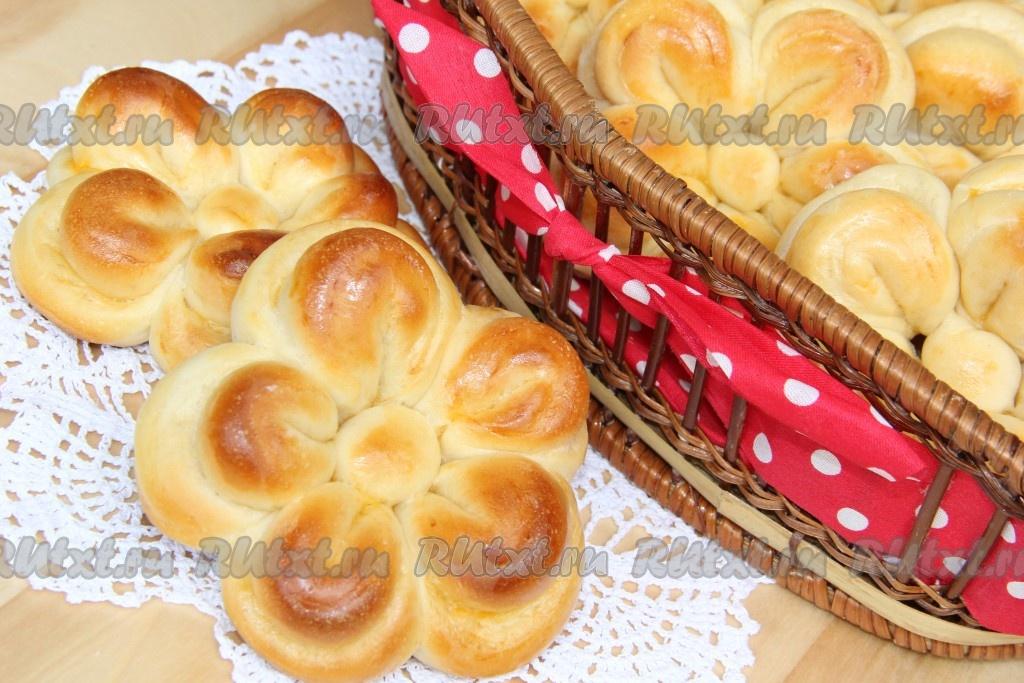 сделать красивые Как булочки вкусные теста и из