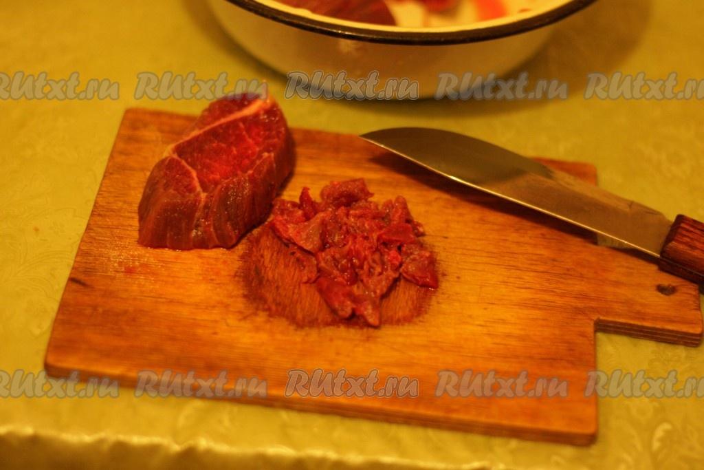 рецепты котлет из говядины с капустой