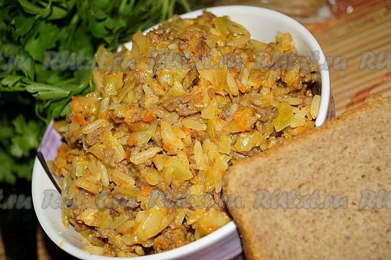 Блюда из тыквы на второе рецепты быстро