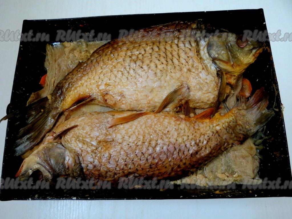 готовим красную рыбу в духовке рецепты