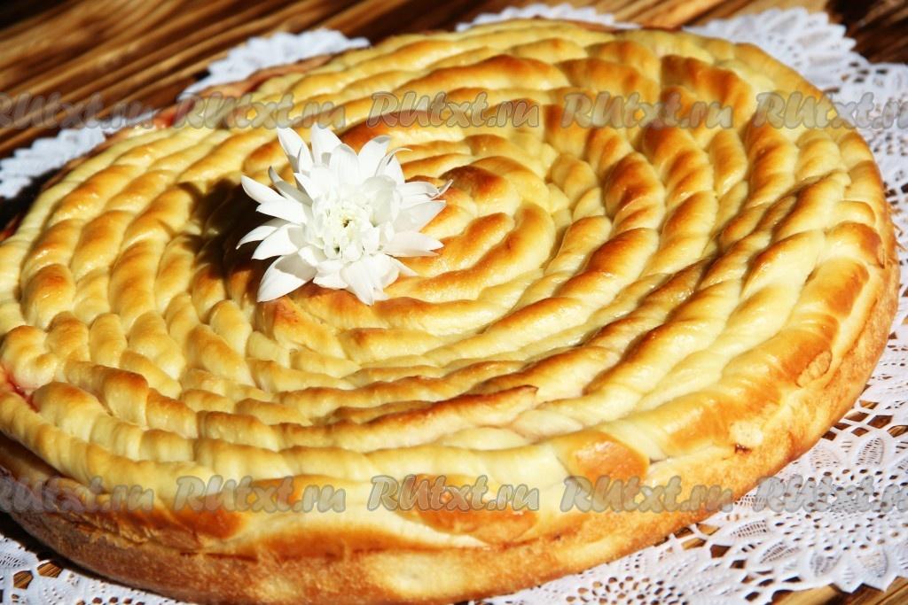 интересный пирог рецепт с фото