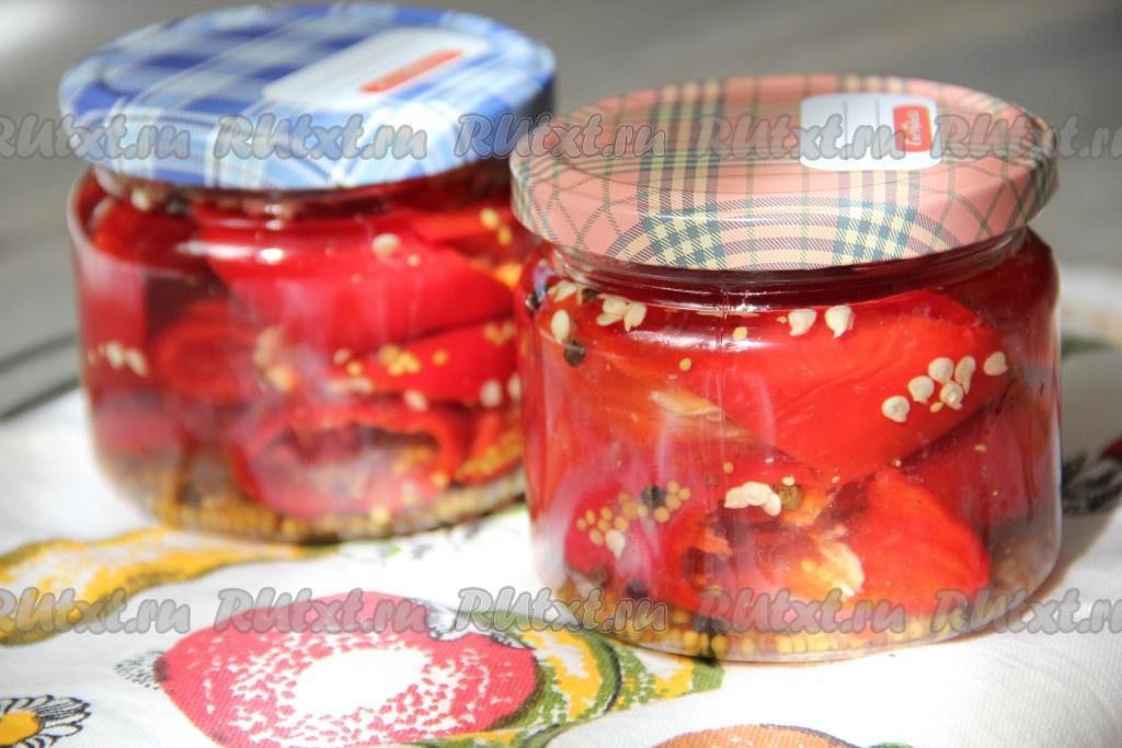 заготовка горького перца на зиму без стерилизации