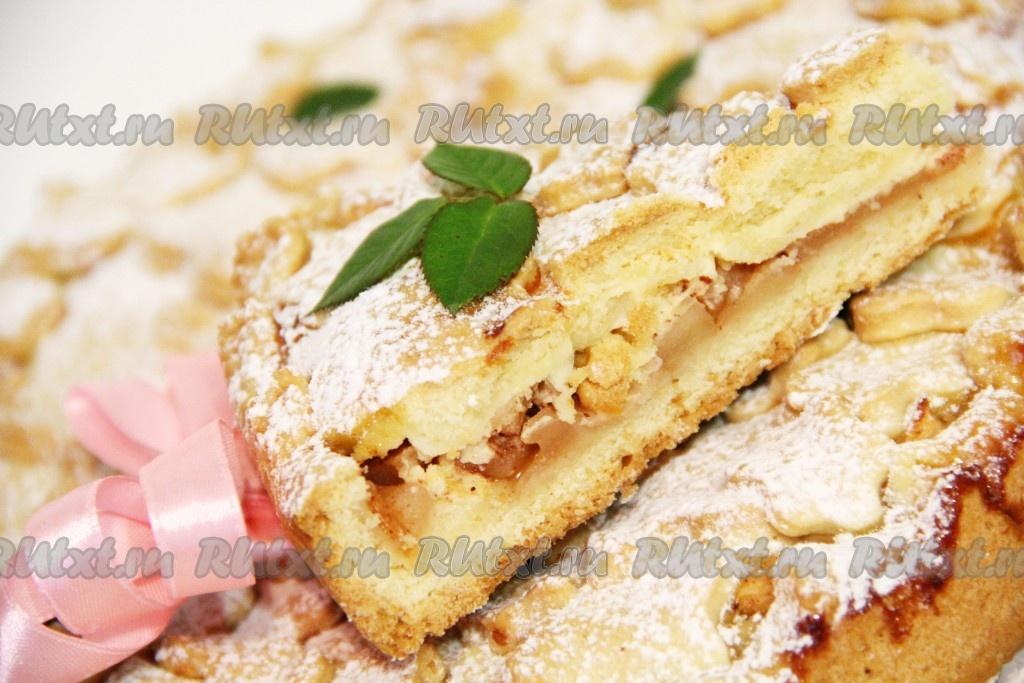 Фото рецепты яблочного пирога