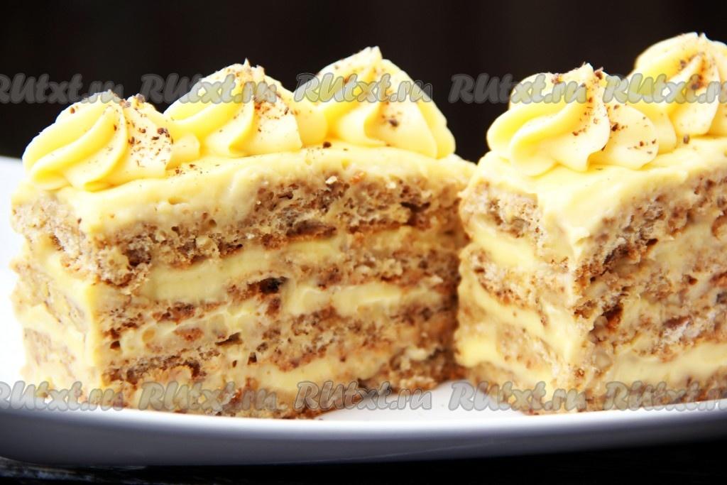 пирожное рецепты простые с фото