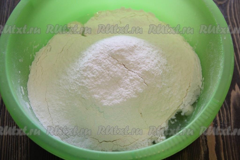 рецепт мантов пошагово с фото