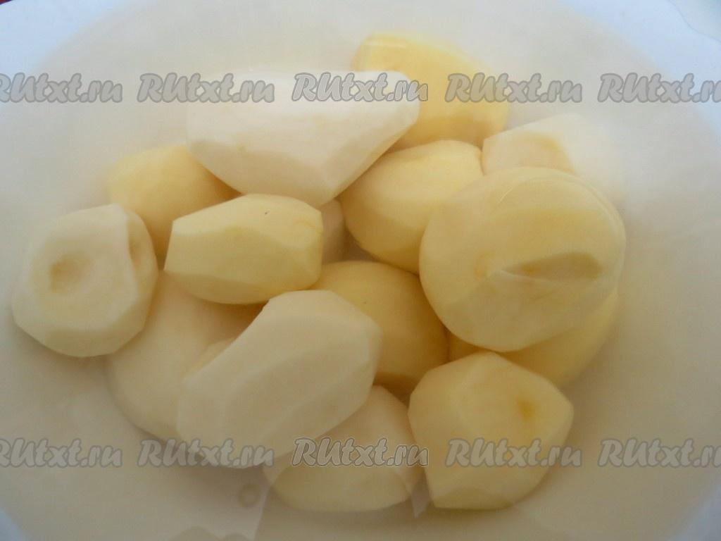 Драники из картошки через мясорубку рецепт пошагово
