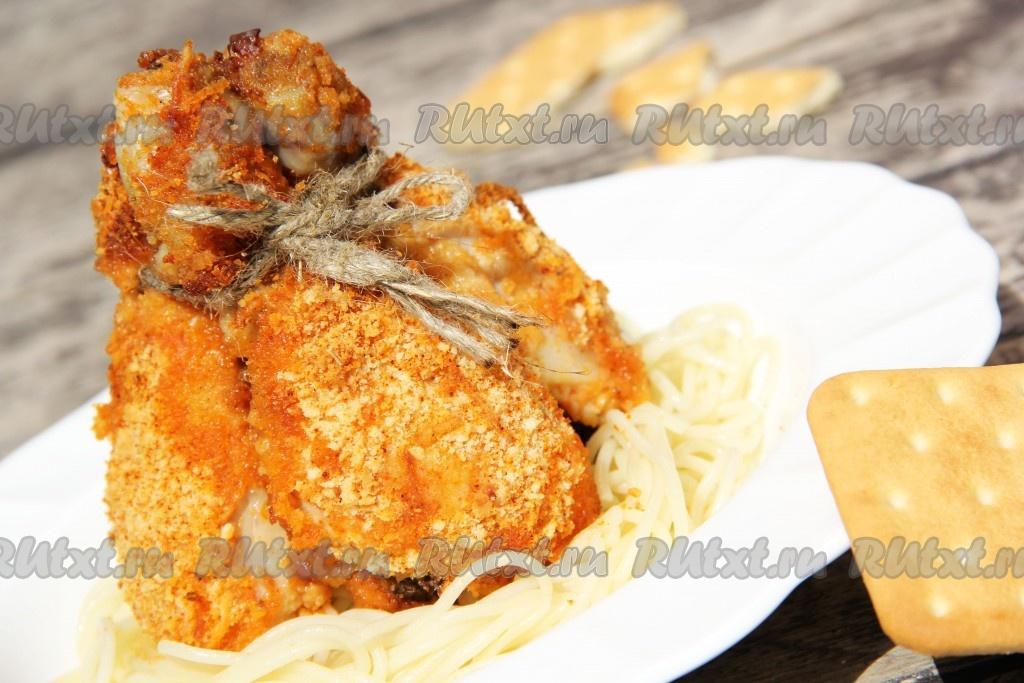 куриные ножки в духовке рецепт с фото простой рецепт
