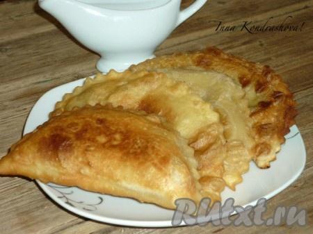 Пирог со сметаной рецепт фото пошагово