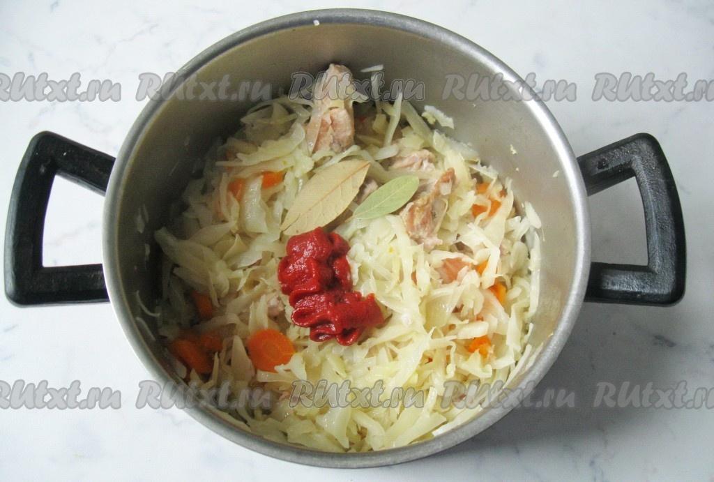 Рецепт капусты на зиму по корейски