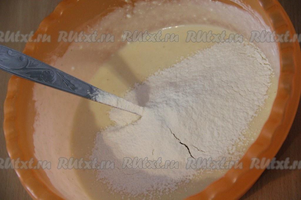 оладушки из кефира рецепт с фото