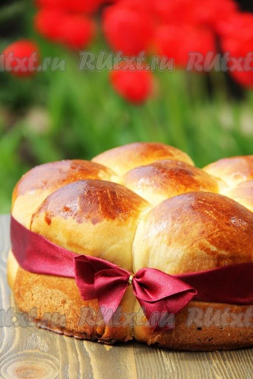 Сдобное дрожжевое тесто для пирожков  пошаговый рецепт с