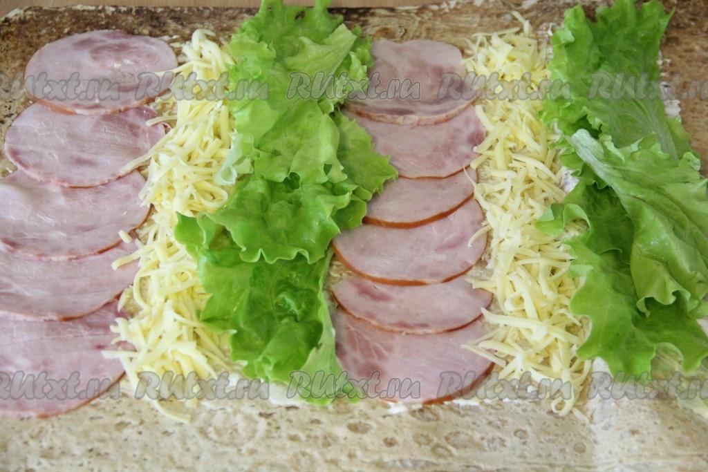 лаваш толстый рецепт приготовления с сухими дрожжами