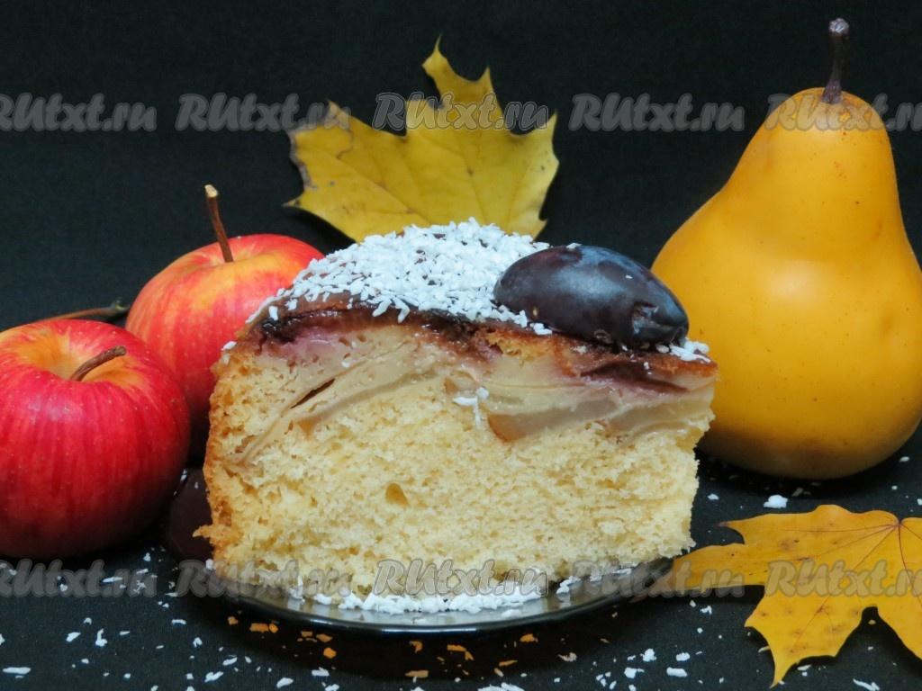 рецепт жидкого пирога в мультиварке