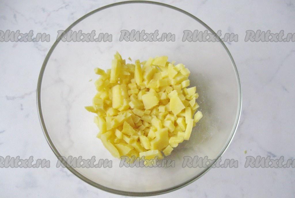 Салат Обезьяна: готовим вкусно, красиво, оригинально