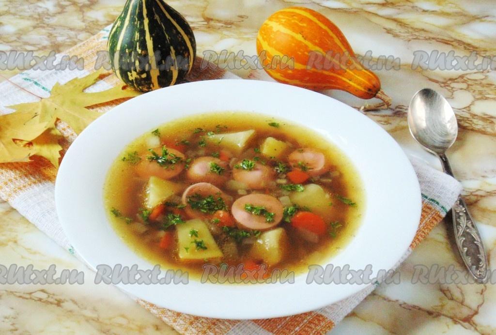 рецепт супа из галушек рецепт