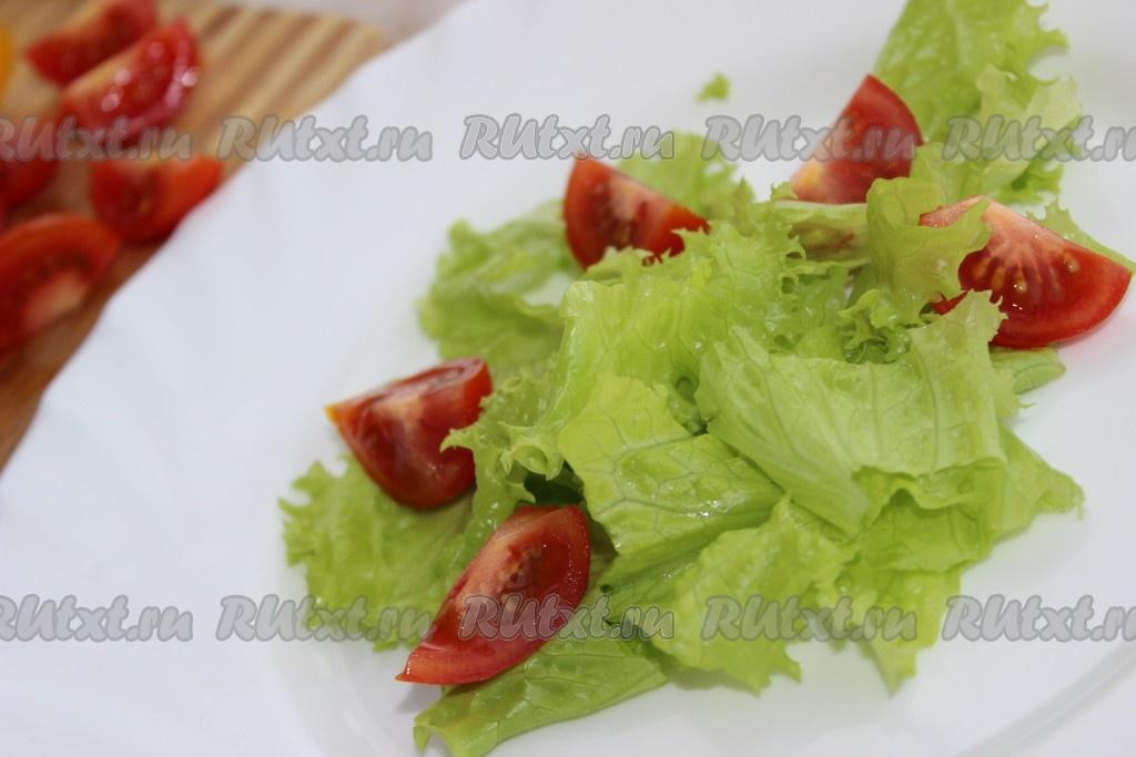 Новые рецепты салатов из морепродуктов с фото