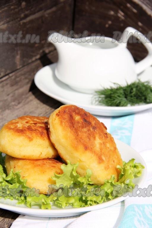 картофельные рулетики с фаршем в духовке рецепты