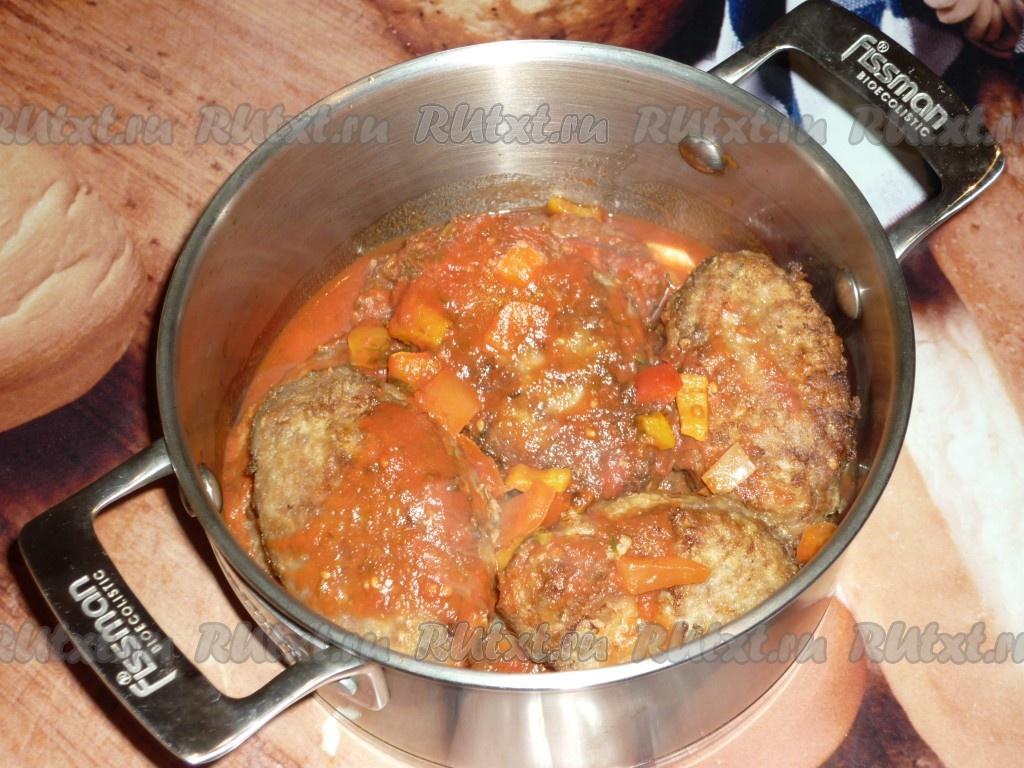 рецепт гречаников в духовке с фото