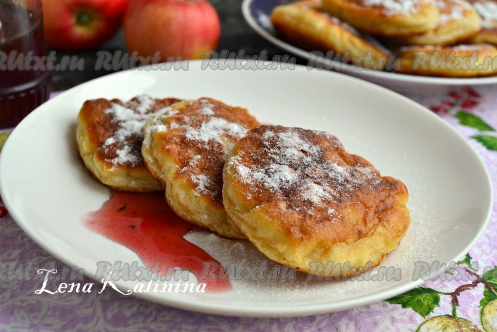 Рецепт куриных грудок с яблоками