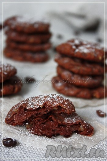 Хрустящее печенье с протеином и творогом готово.{amp}#xA;
