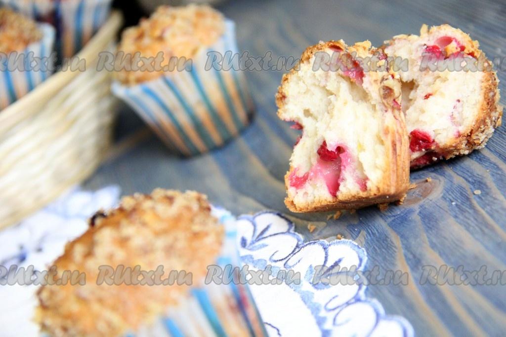 кексы,пироги с ягодами