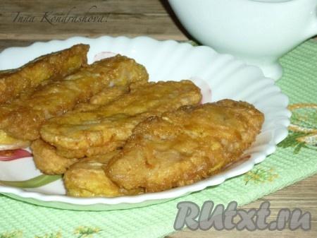 Пангасиус в кляре рецепт с фото пошагово