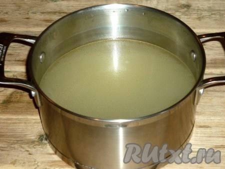 рецепт бульона для пельменей