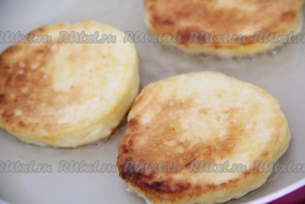 Оладьи из прокисшего кефира пышные рецепт с пошагово