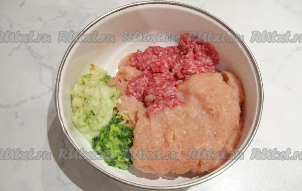 говяжьи котлеты сочные в духовке рецепт с фото