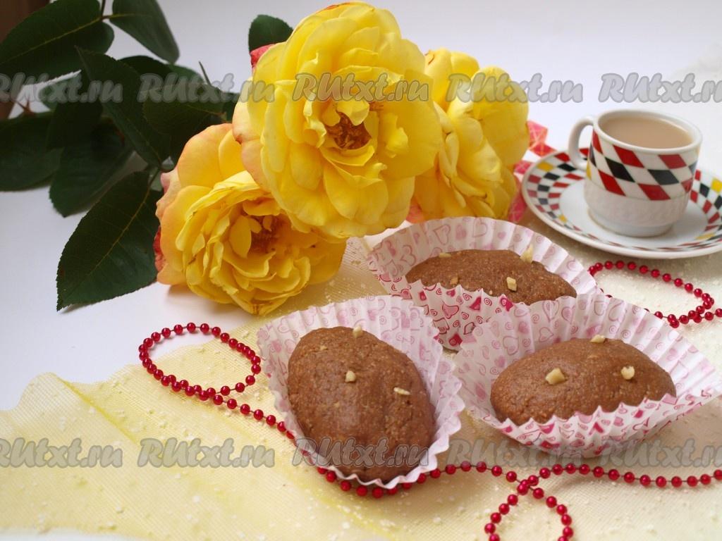 Рецепт пирожного картошка из печенья со сгущенкой с пошагово