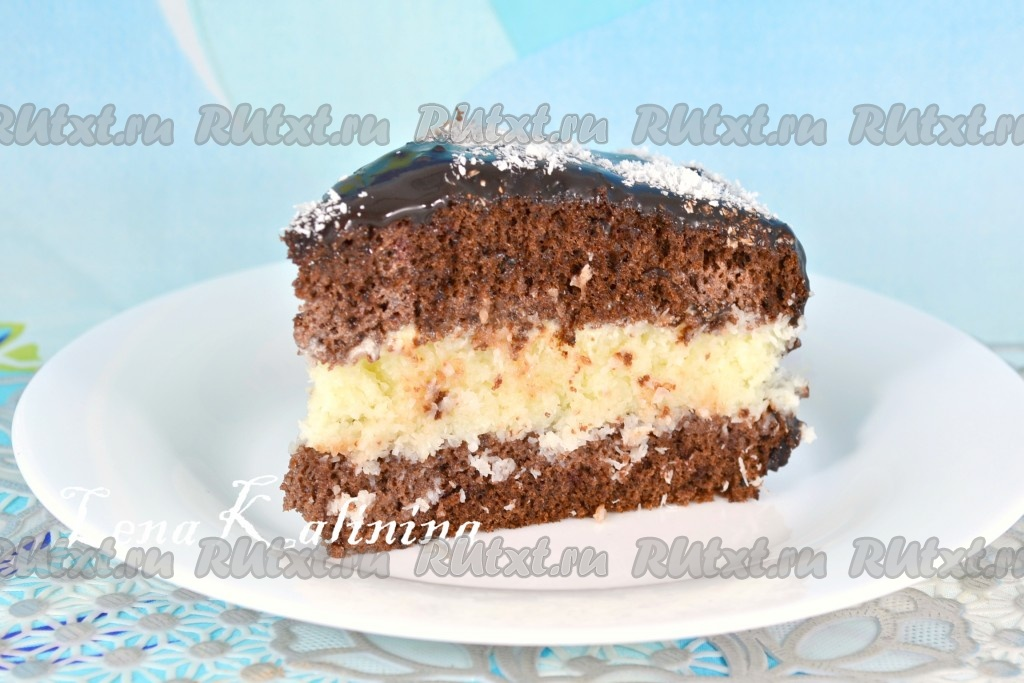 Рецепт очень вкусного торта в домашних условиях 943