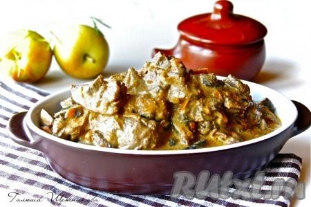 Рецепт итальянского салата блинами