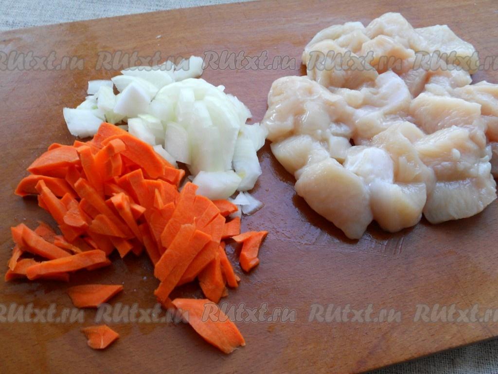 что приготовить капуста картошка морковь лук