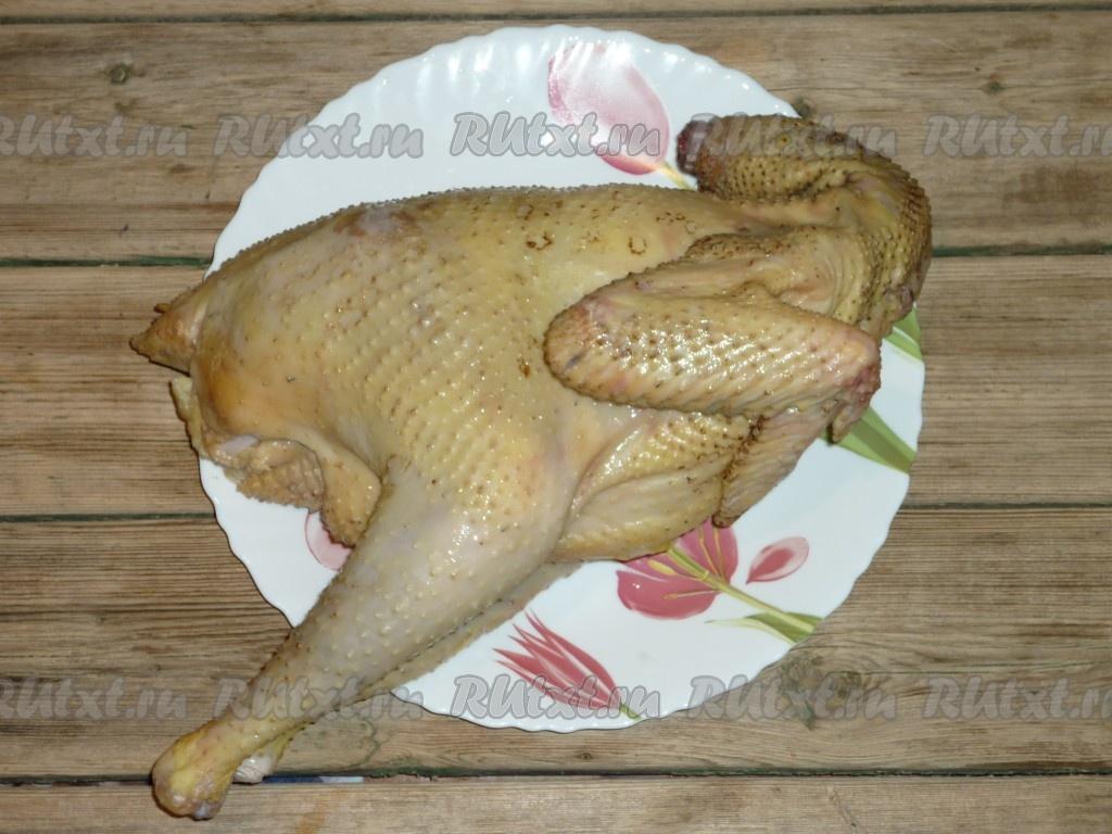 пп рецепт курицы с картошкой в духовке