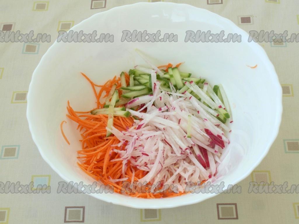 Рецепты супа из огурцов моркови и редиса