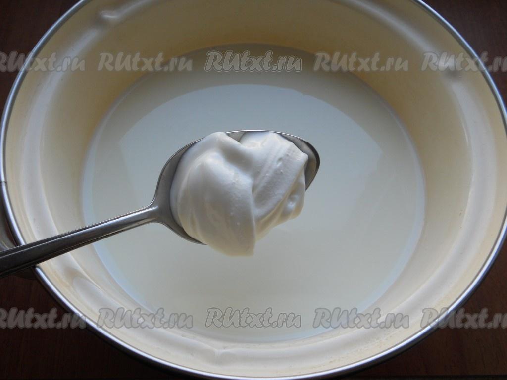 Как сделать брынзу в домашних условиях из домашнего молока с пепсином