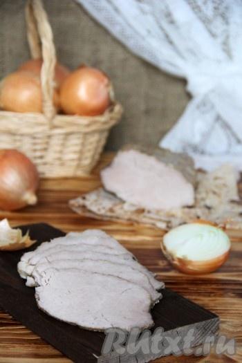 рецепт супа из свинины в духовке