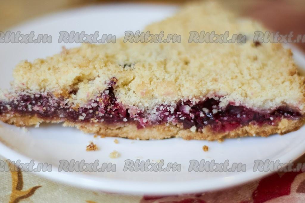 Торт с вареньем крошка рецепт — 5