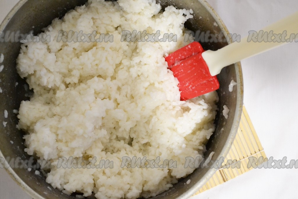 Рецепты заправки риса для приготовления суши и роллов